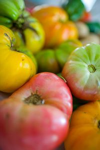 Yummy Heirlooms!